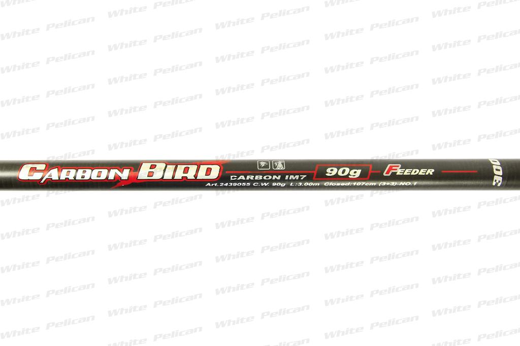 siweida carbon bird фидерное удилище